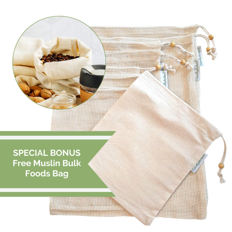 Friendly Orchard Reusable Produce Bags